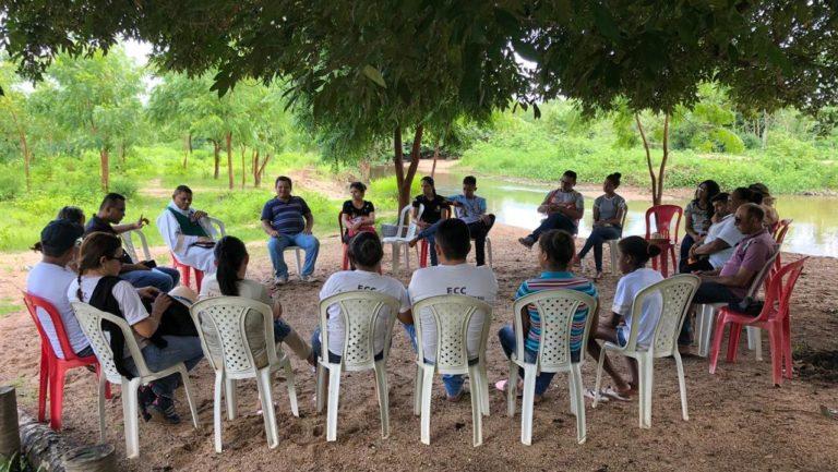 Agentes de pastorais, movimentos, grupos, setores e comunidades reiniciam o ciclo de visitas missionárias na Paróquia Senhora Sant'Ana