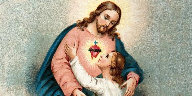Consagração da família ao Sagrado Coração de Jesus